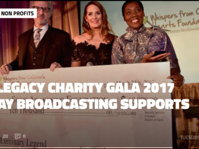 EZ Way Broadcasting Supports 2017 Legacy Gala Charity